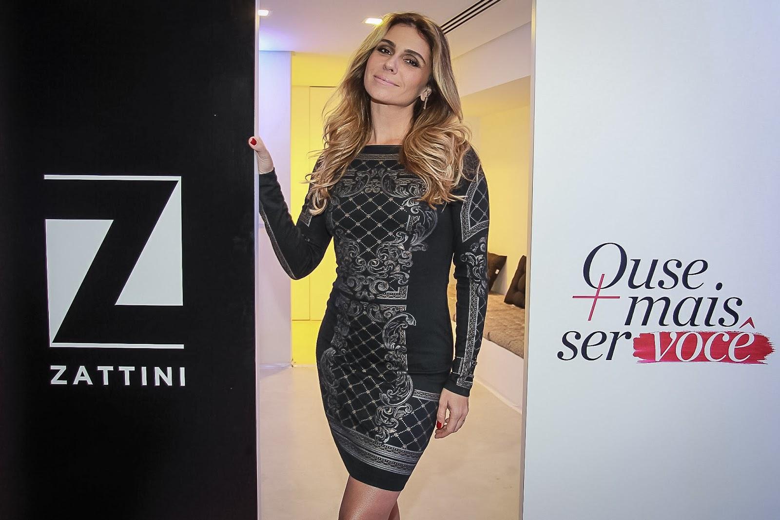 ffdceffa3e5a5 Muitos eventos esta semana, e ontem aconteceu em São Paulo a festa de  parceria da Zattini com a linda Giovanna Antonelli, alguém tem dúvidas que  será um ...